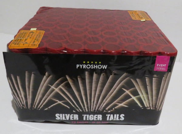 SILVER TIGER TAILS