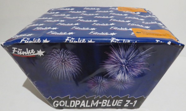 GOLDPALM BLUE Z - 1