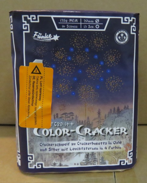 COLOR CRACKER