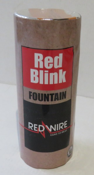 RED BLINK FONTAIN