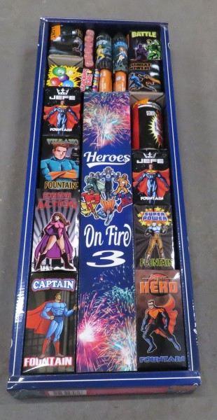 HEROES OF FIRE 3