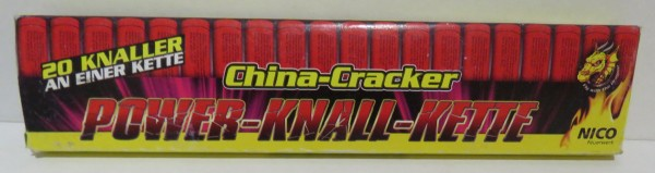 CHINA CRACKER KNALLKETTE