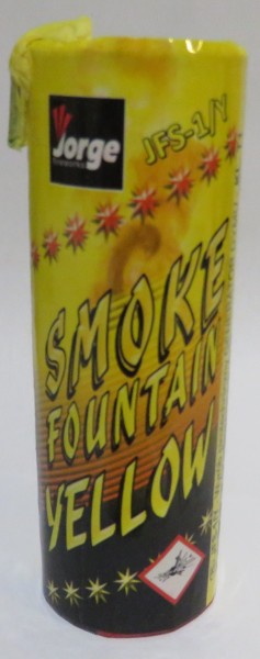 SMOKE FONTAIN YELLOW