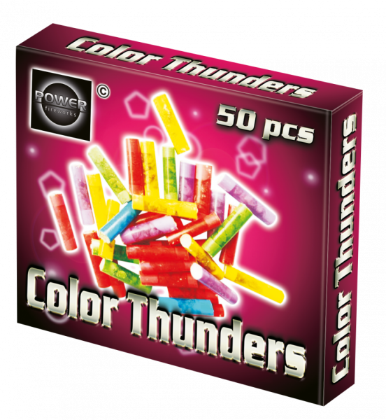 COLOR THUNDER