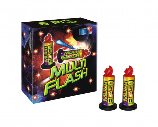 MULTI FLASH 6er PACK